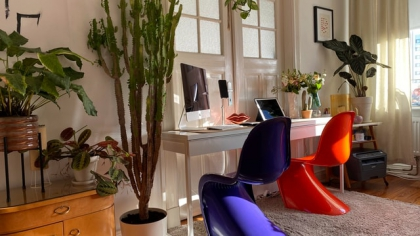 Dom typu studio, czyli jak rozdzielić strefę wypoczynku od biura
