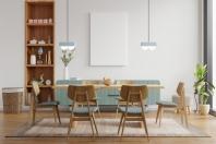 Jakie meble są niezbędne w jadalni?