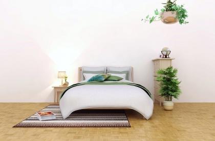 Łóżko z dodatkami, czyli jakie łóżko wybrać do sypialni