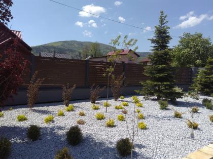 Odpowiednie ogrodzenie zapewni prywatność