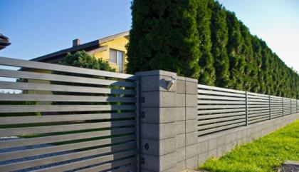 Zakup nowego ogrodzenia